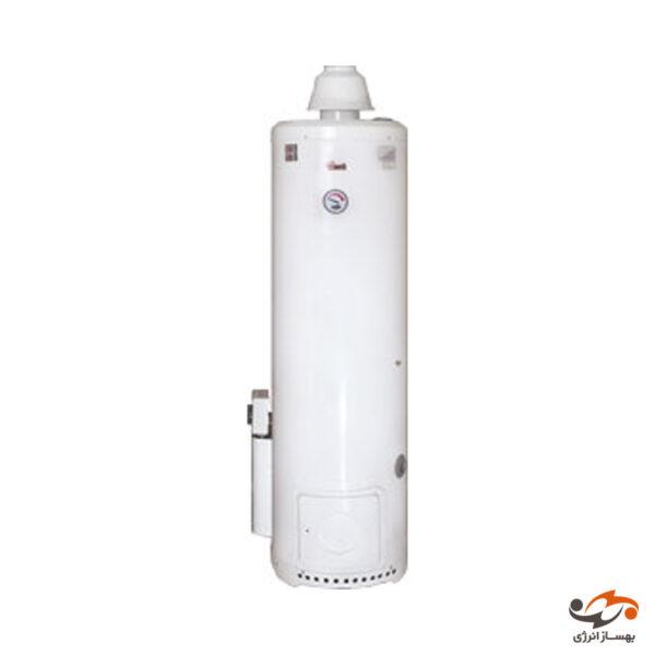 آبگرمکن گازی مخزندار آزمون مدل 35