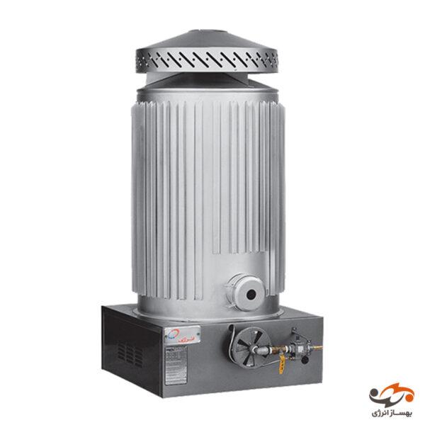 بخاری کارگاهی گازی انرژی مدل GW0460