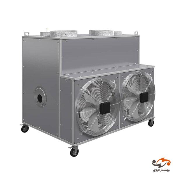کوره هوای گرم گازی گلخانه ای انرژی مدل GF2060