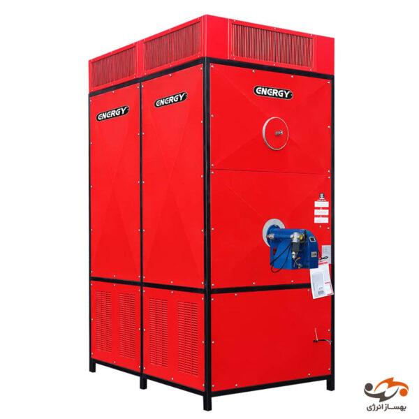 کوره هوای گرم گازی انرژی مدل GF3060