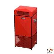 کوره هوای گرم گازوئیلی انرژی مدل OF1500 (فن آکسیال)